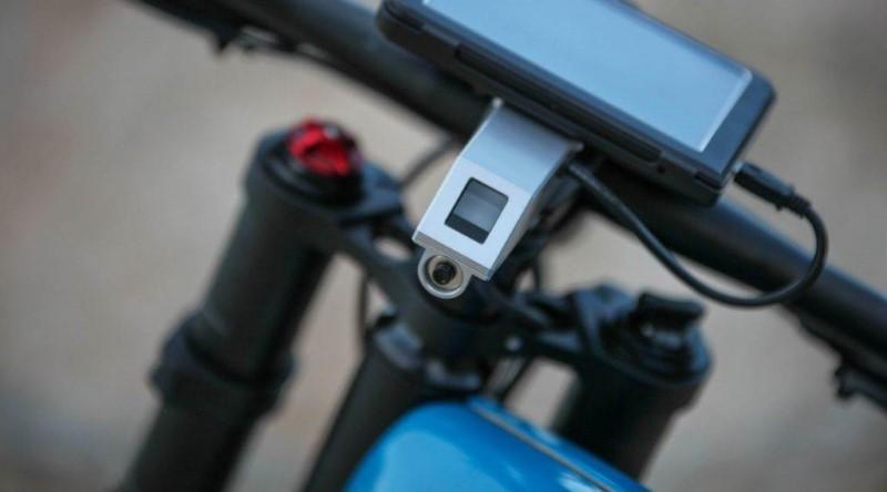 Elektrické bicykle - displej